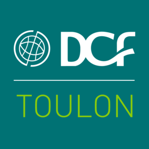 logo DCF Toulon Stephanie Renard marketing